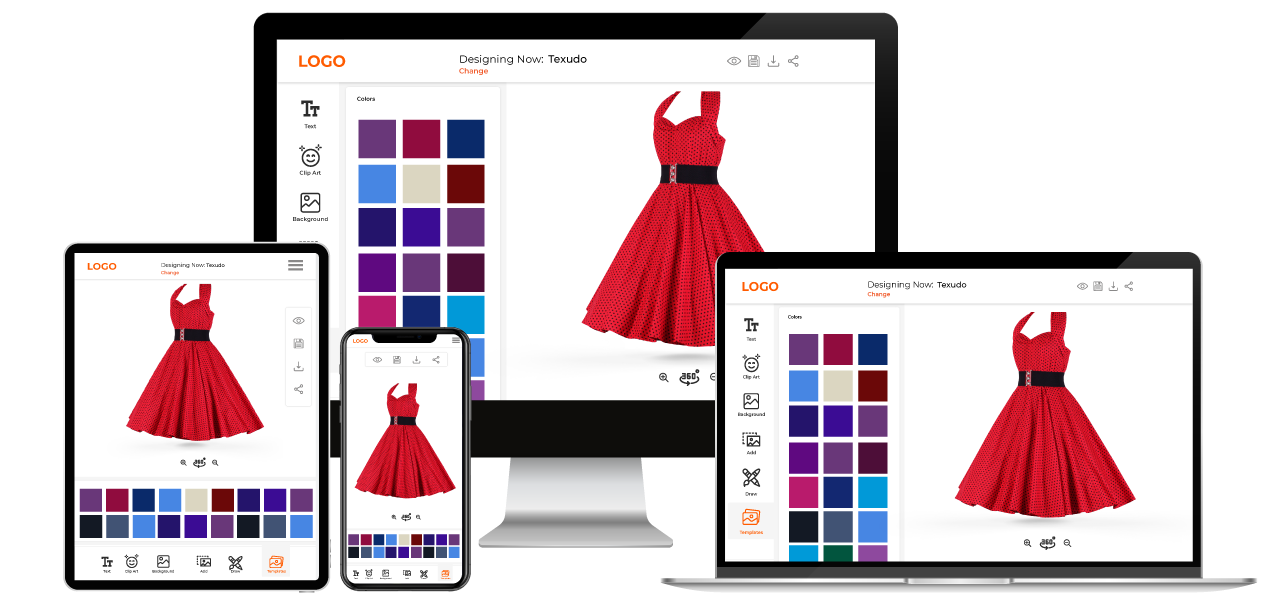 Gown Customization Software