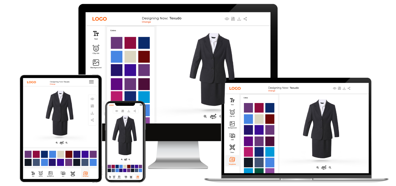 Suits Customization Software