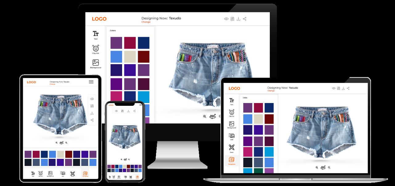 Trouser Customization Software