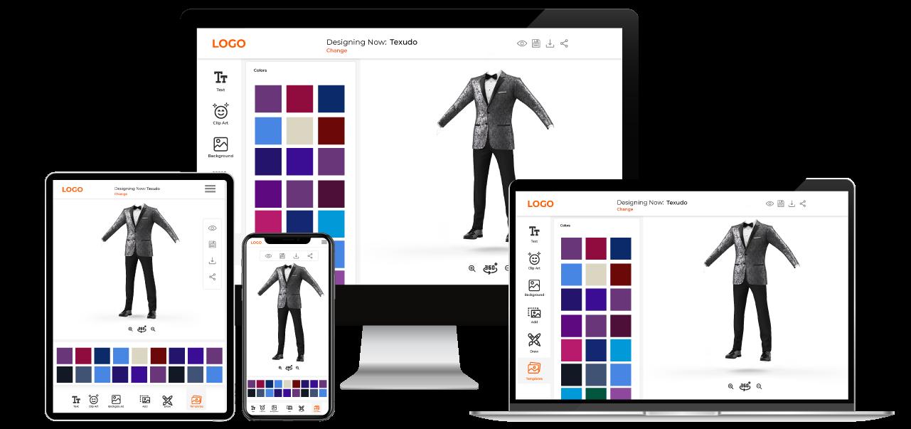 Tuxedo Customization Software