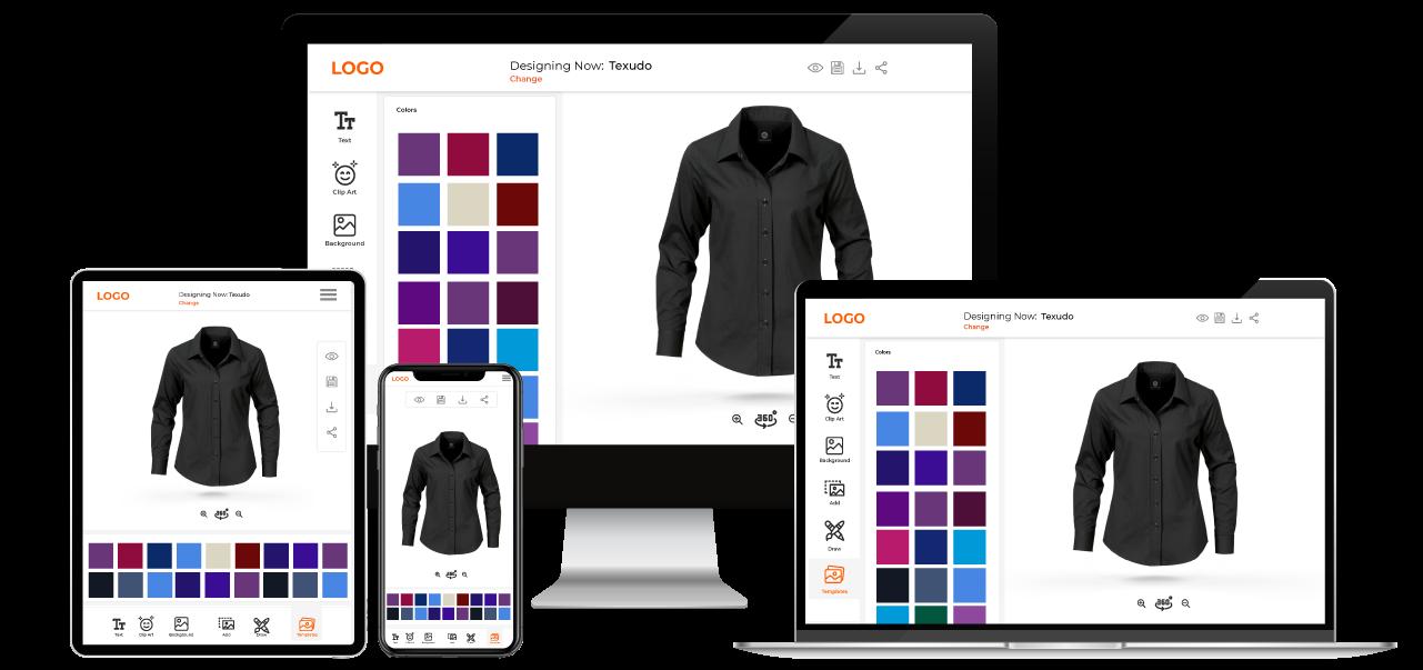 Shirt Customization Software