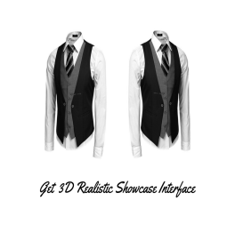 How to make your tailoring store website with rich visual 3D experience ?