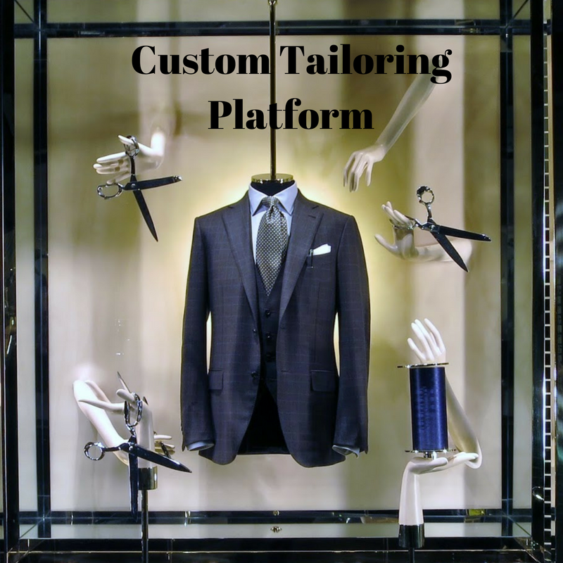 Fully Costomizable & Expandable Tailoring Solutions @ Fit4bond