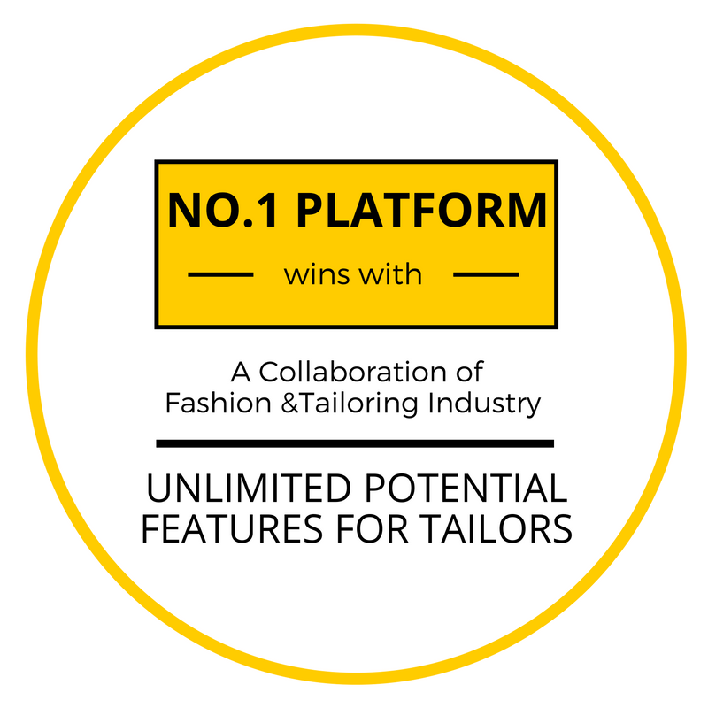 Custom Tailoring Industry No.1 Platform