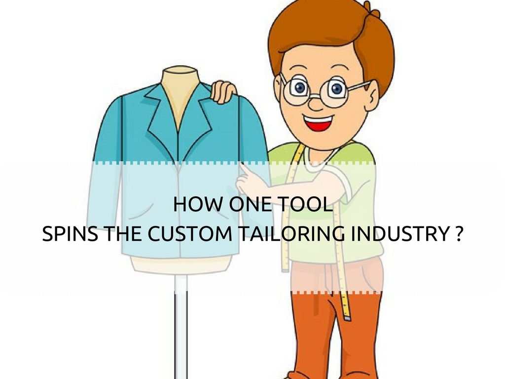 Top Reasons to Choose Your E-tailoring Store with Apparel Designing tool?