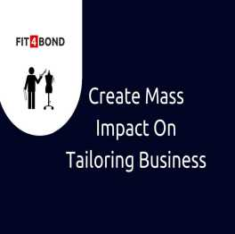 How online tailoring software makes strong impact on tailoring business growth ?
