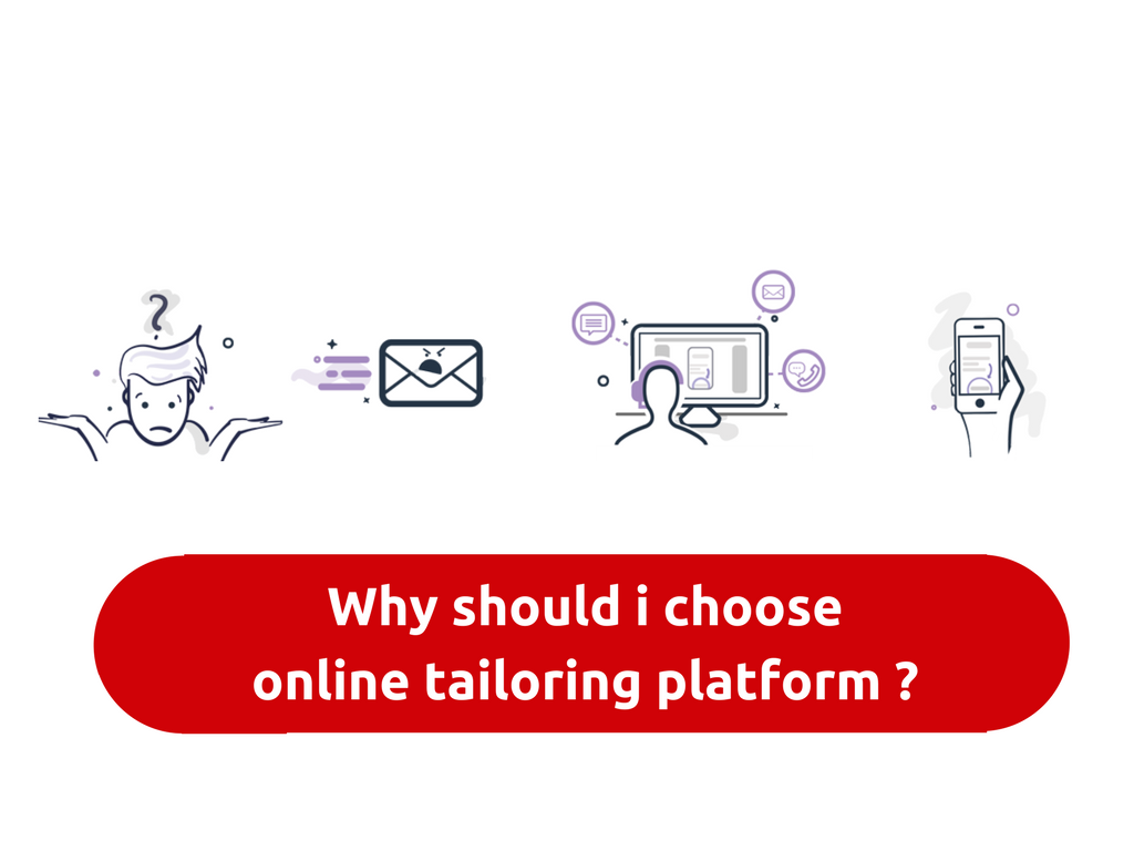 Why should tailors step into online tailoring platform ?