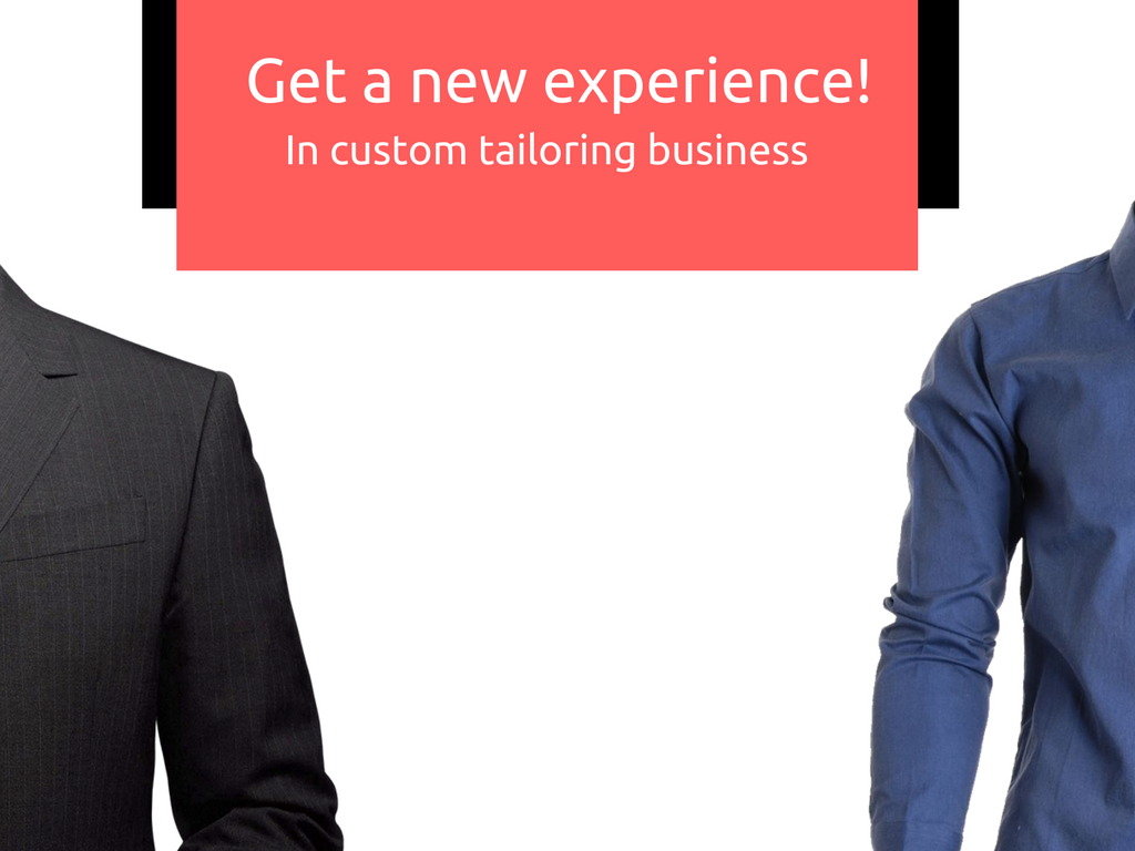 Shirt and Suit Designer Software - An Innovative Solution to Sell Custom made Apparels Online