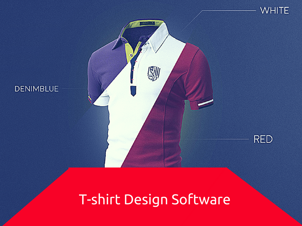 Design t shirts software