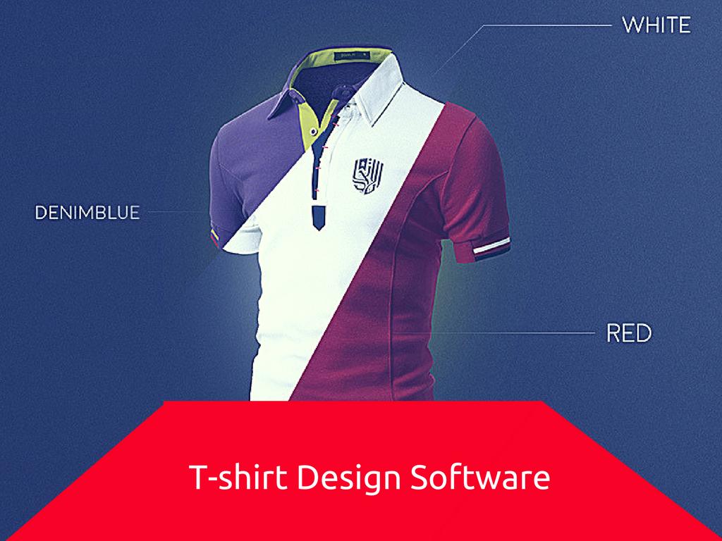 Why t-shirt design software for custom t-shirt business development?