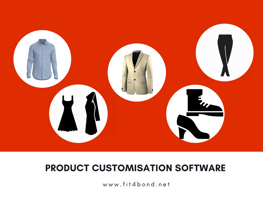 How product customization works for clothing business store ?