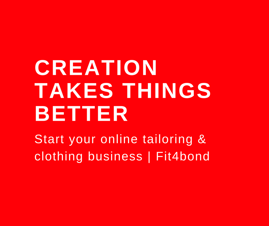 Looking To Start Online For Tailoring Clothing Business