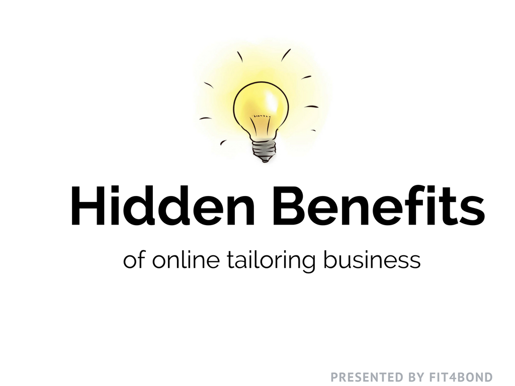 The hidden benefits of building a platform for online tailoring business