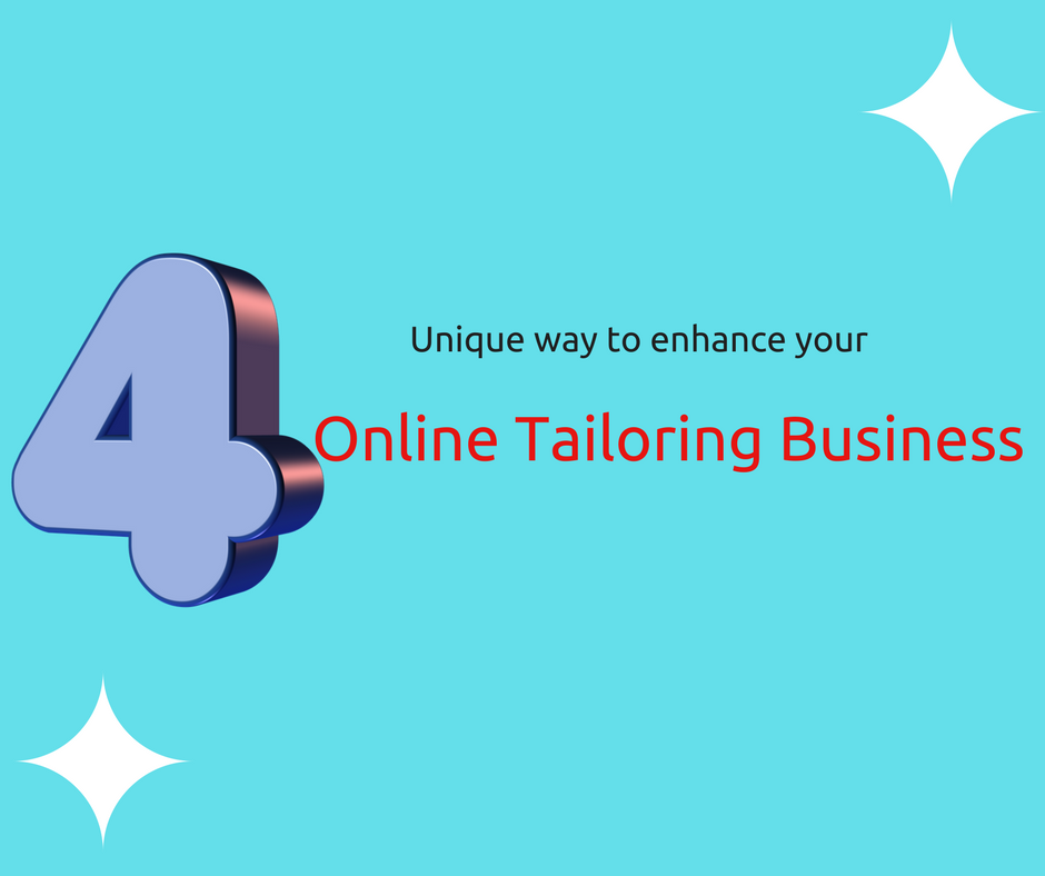 4 main reasons to choose cloth customization software for tailoring & clothing e-commerce store