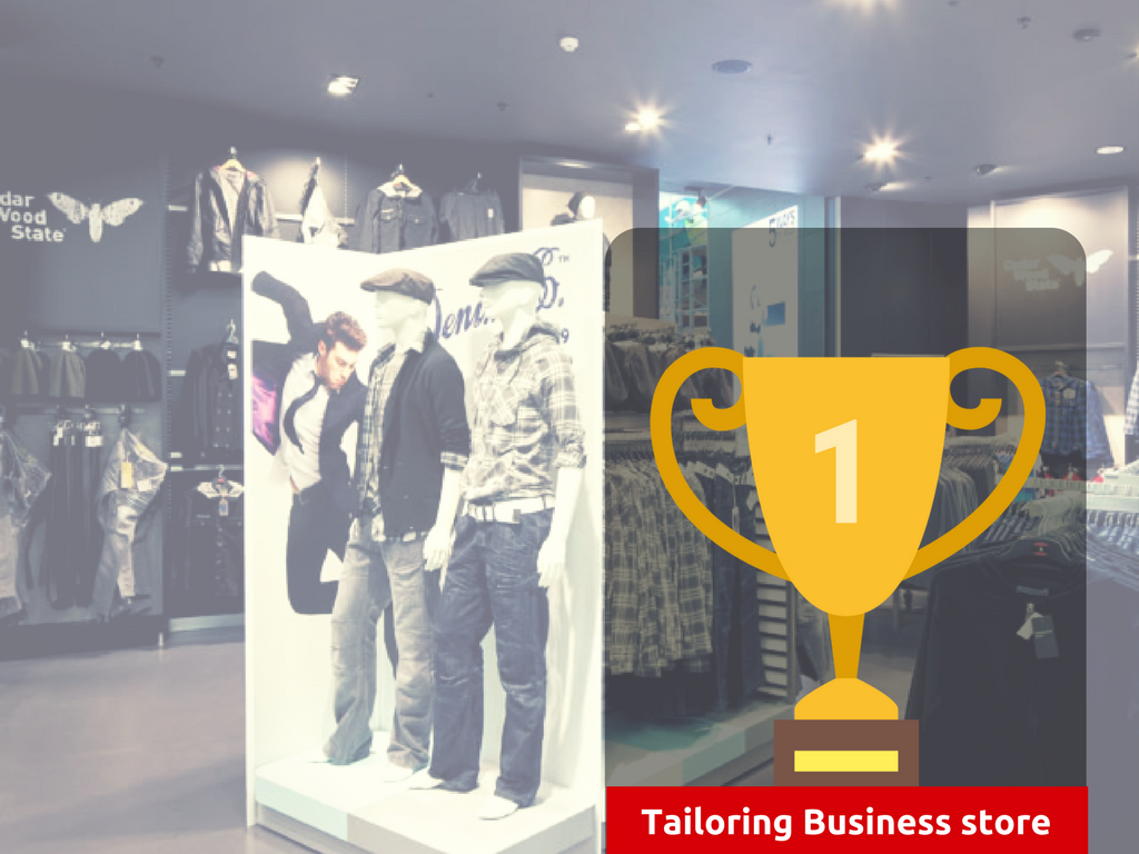 Most rewarded tailoring business store software –Fit4bond