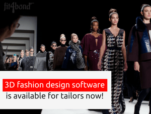 How to set up 3D fashion design software in the ecommerce tailoring business store?