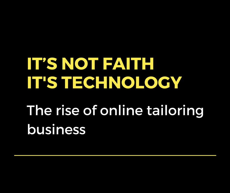 How can you prevent your online tailoring business from failing down the road?