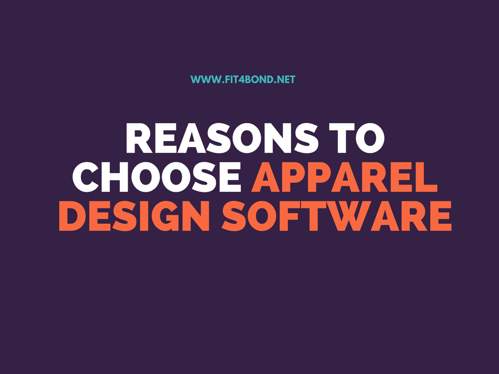 Big reasons to choose apparel design software in online tailoring business
