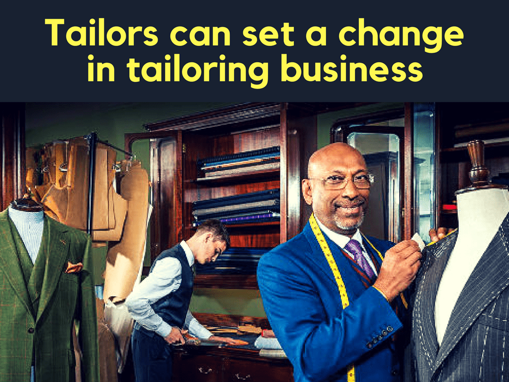 Dominant trends to set a change in your online tailoring business store – How?